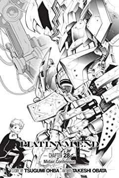 Platinum End: Chapter 28