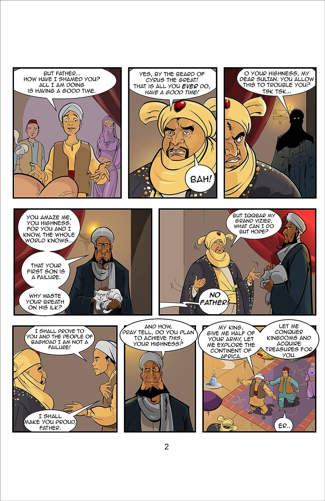 BAYAJIDDA: An African Legend