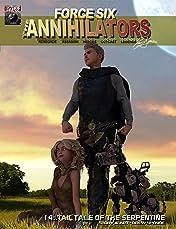 Force Six, The Annihilators #14