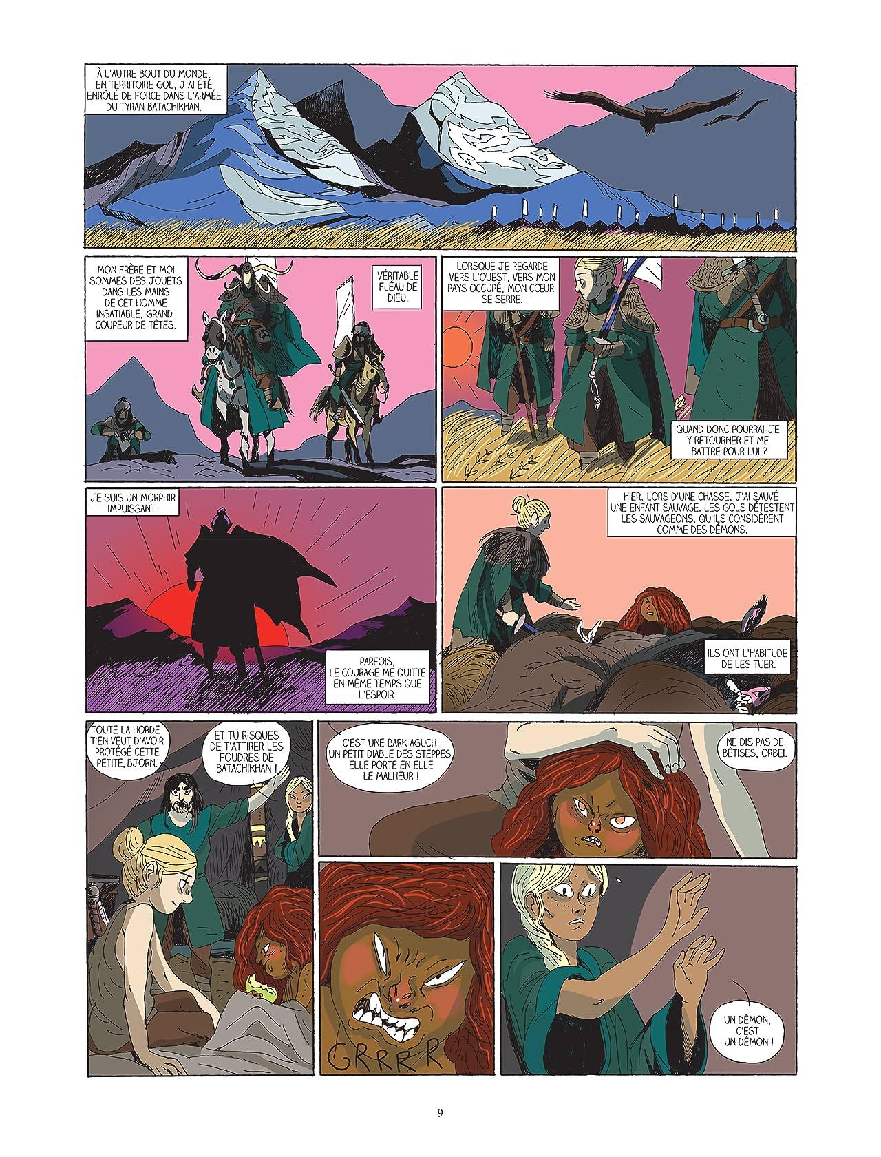 Bjorn le Morphir Vol. 7: La Revanche du Morphir