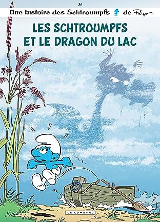 Les Schtroumpfs Vol. 36: Les schtroumpfs et le dragon du lac