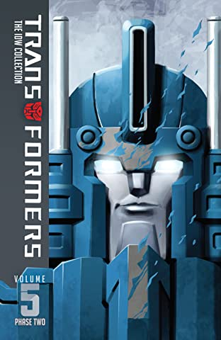 Transformers: IDW Collection - Phase Two Tome 5