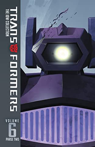 Transformers: IDW Collection - Phase Two Tome 6