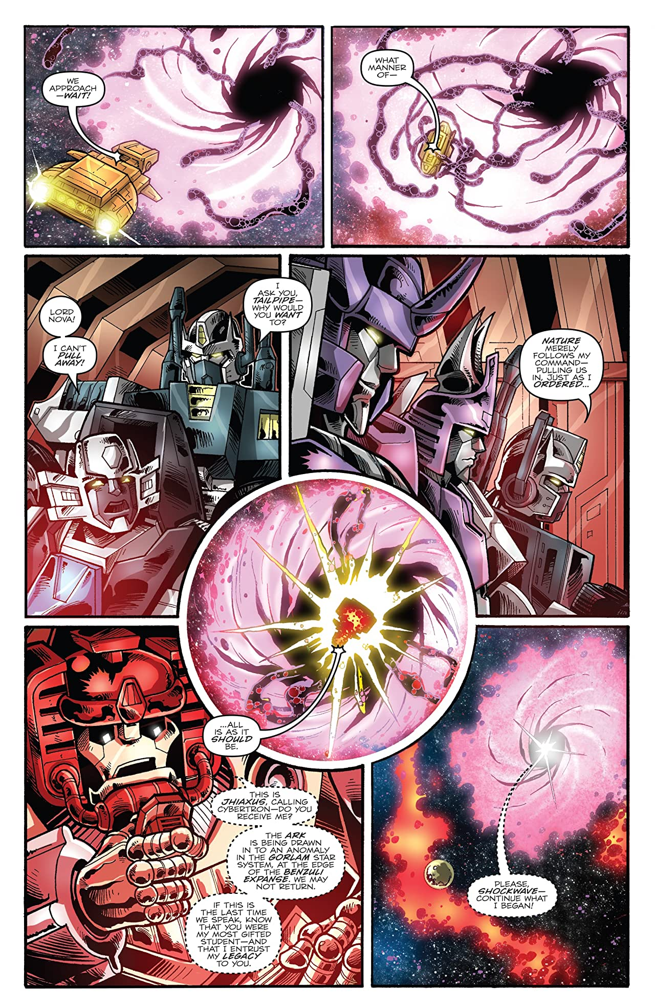 Transformers: IDW Collection - Phase Two Vol. 6