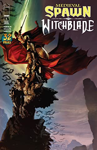 Medieval Spawn and Witchblade #1