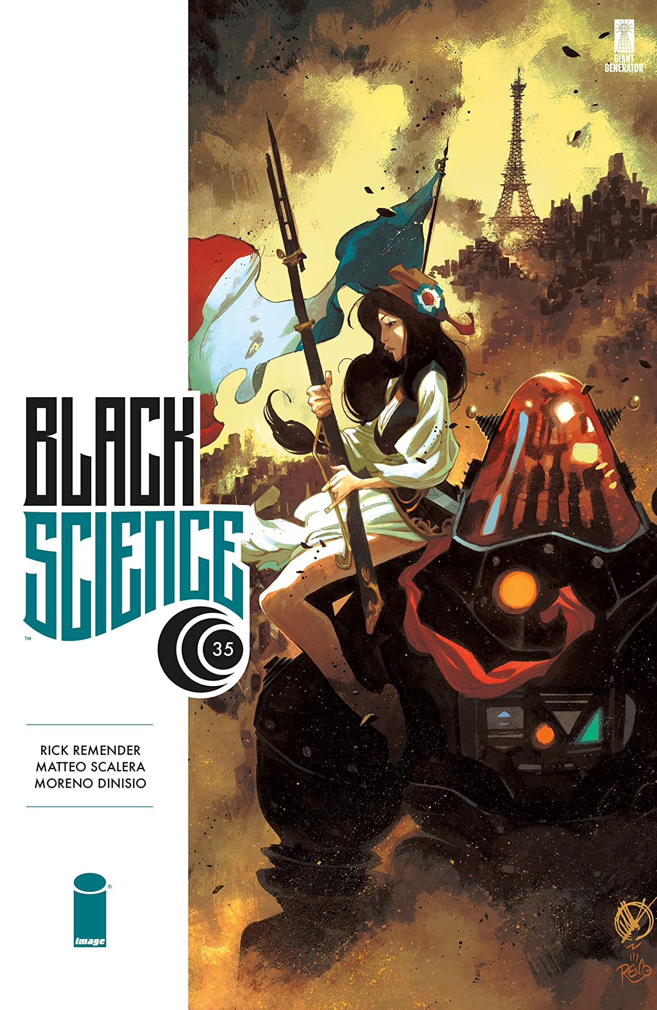 Black Science No.35