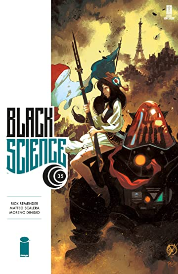 Black Science #35