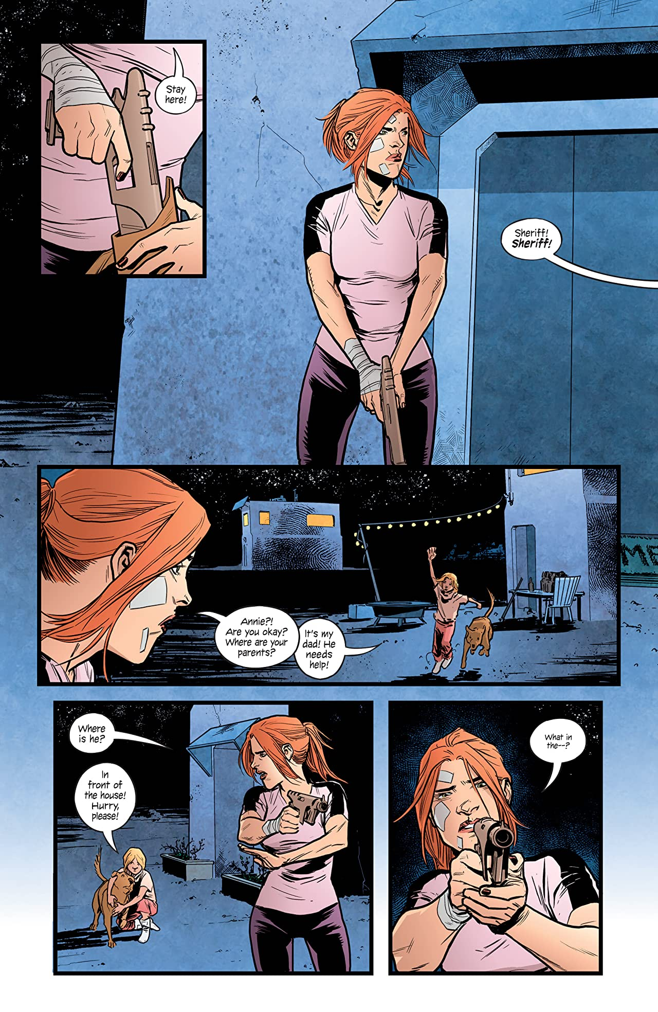Copperhead #19