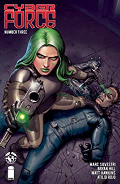 Cyber Force (2018-) #3