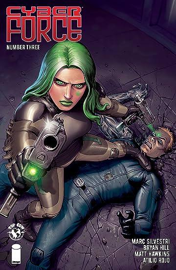 Cyber Force (2018-) #3