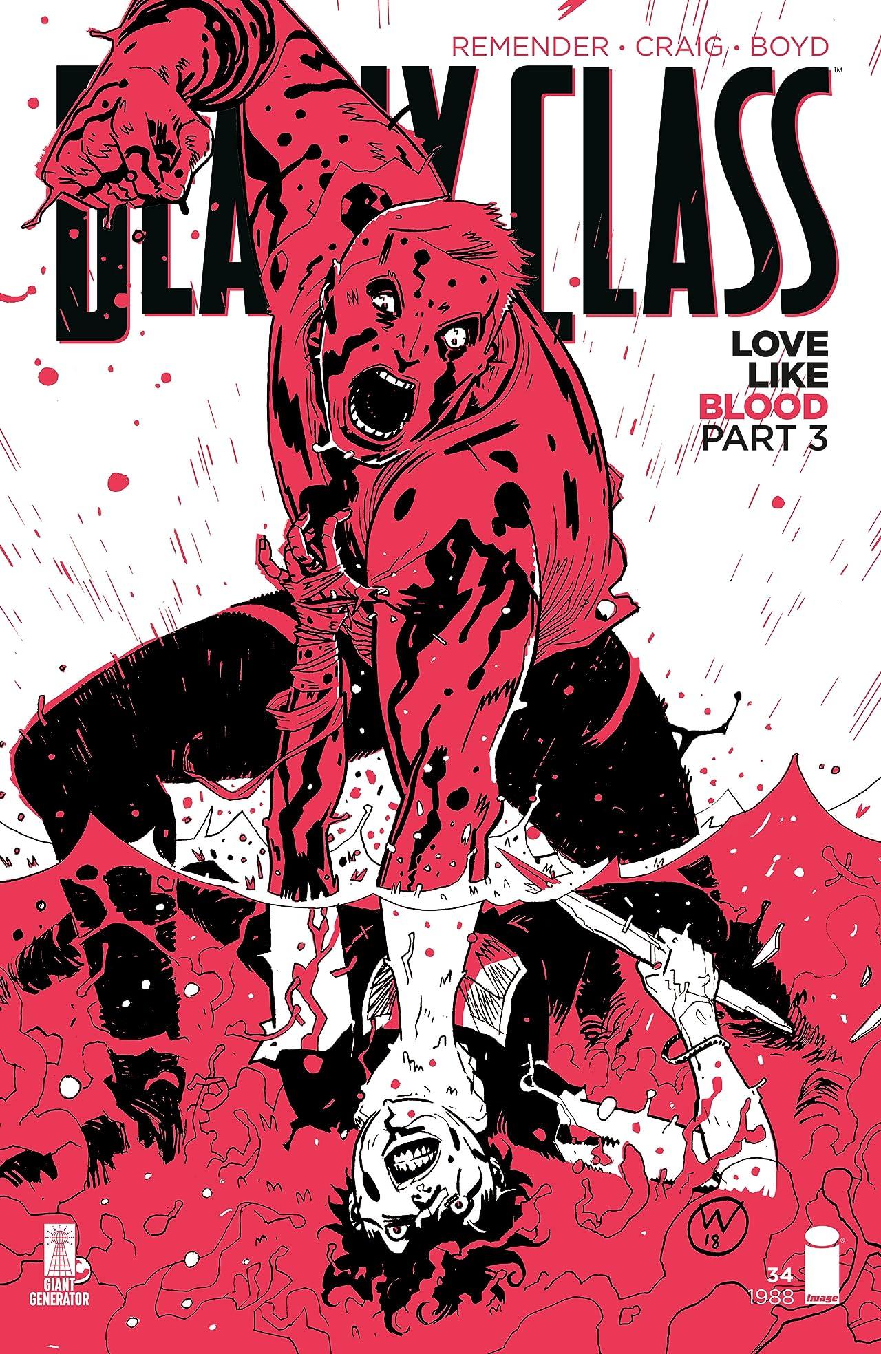 Deadly Class No.34