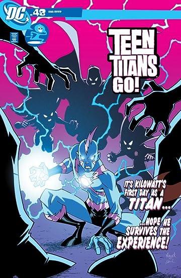 Teen Titans Go! (2004-2008) #48