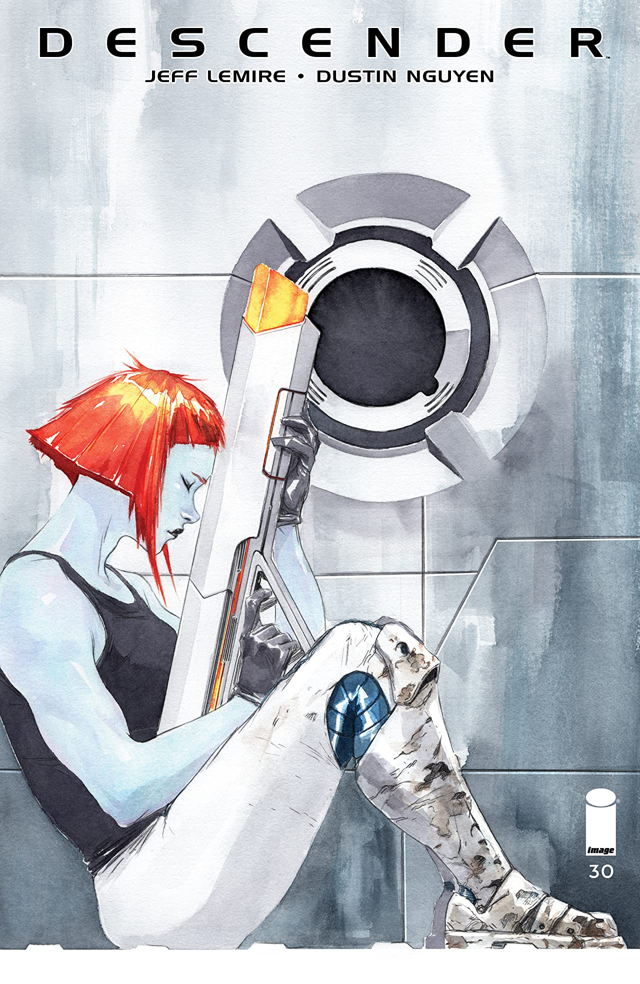 Descender No.30