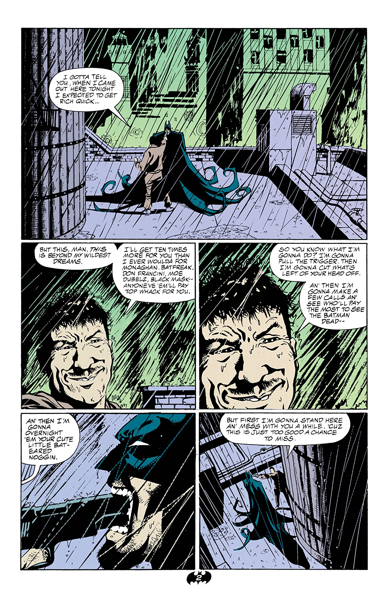 The Batman Chronicles (1995-2001) #4