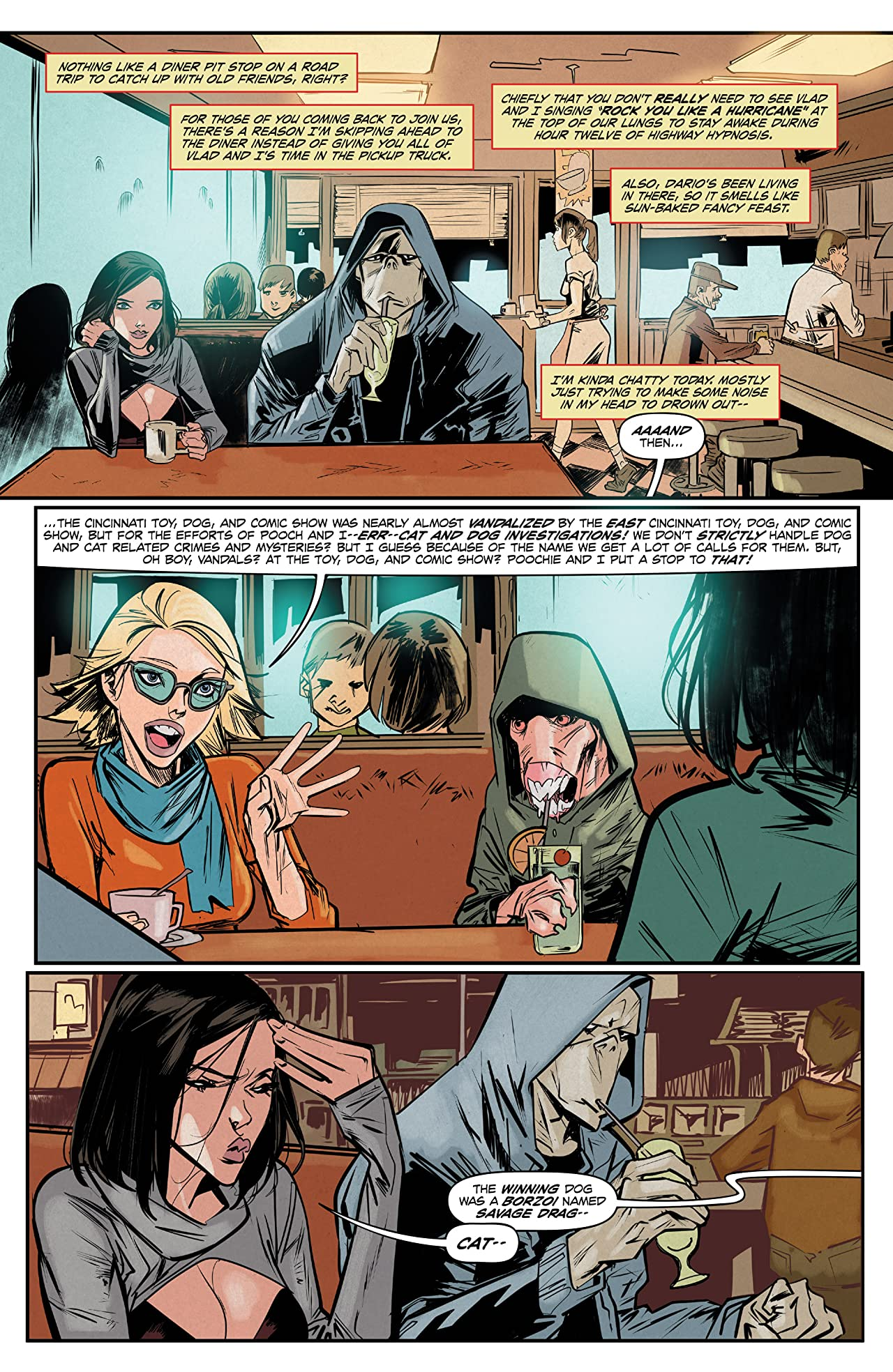 Hack/Slash: Resurrection #7