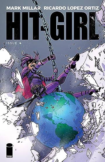 Hit-Girl #4