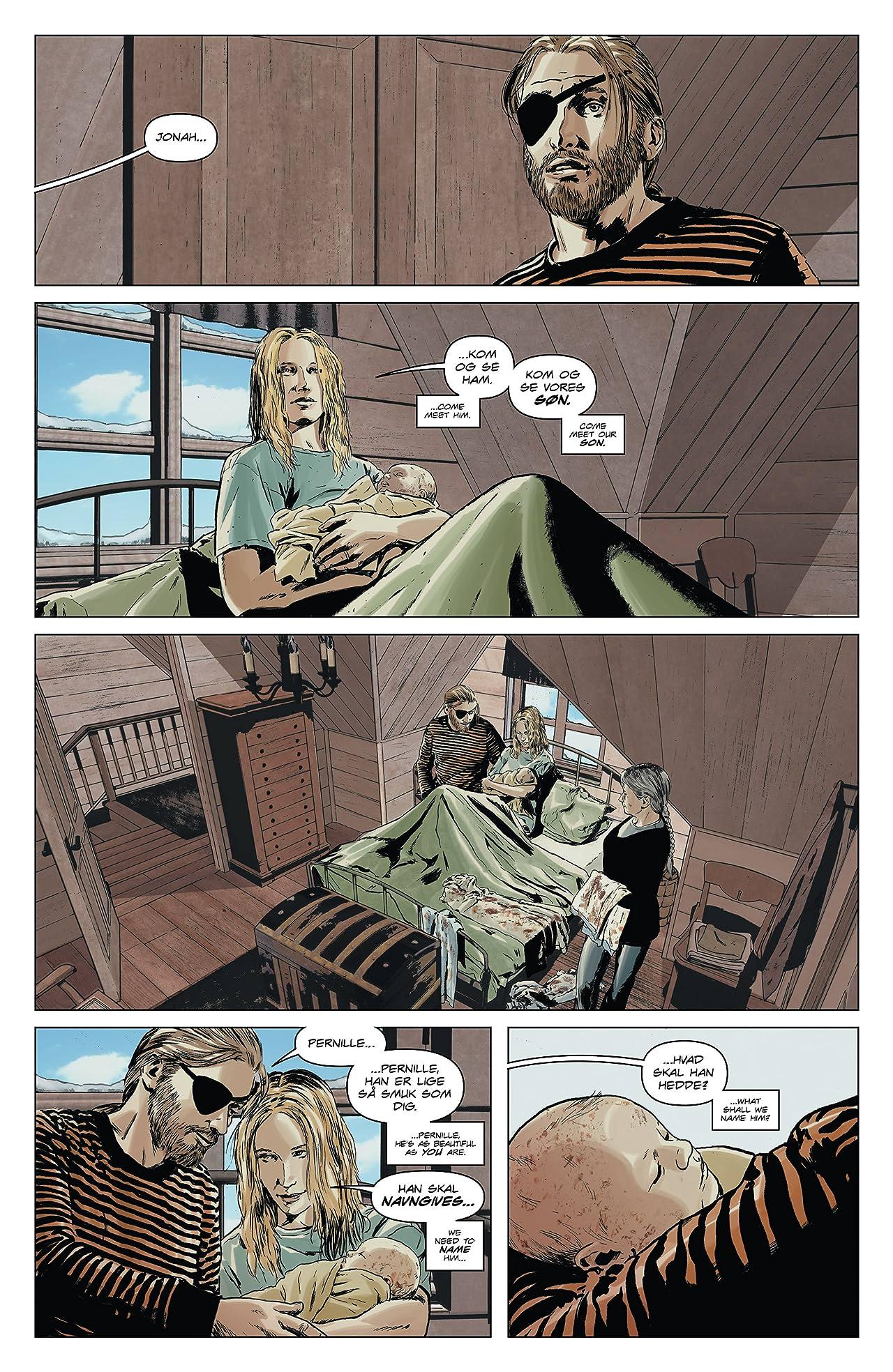 Lazarus #28