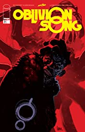 Oblivion Song By Kirkman & De Felici No.3