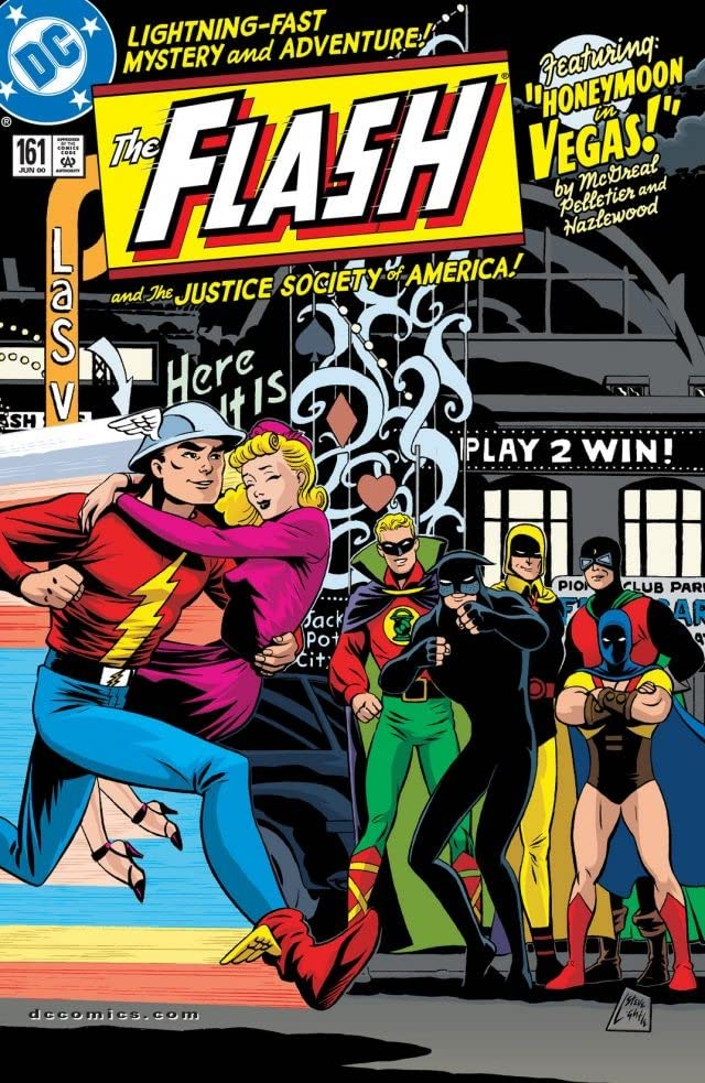 The Flash (1987-2009) #161