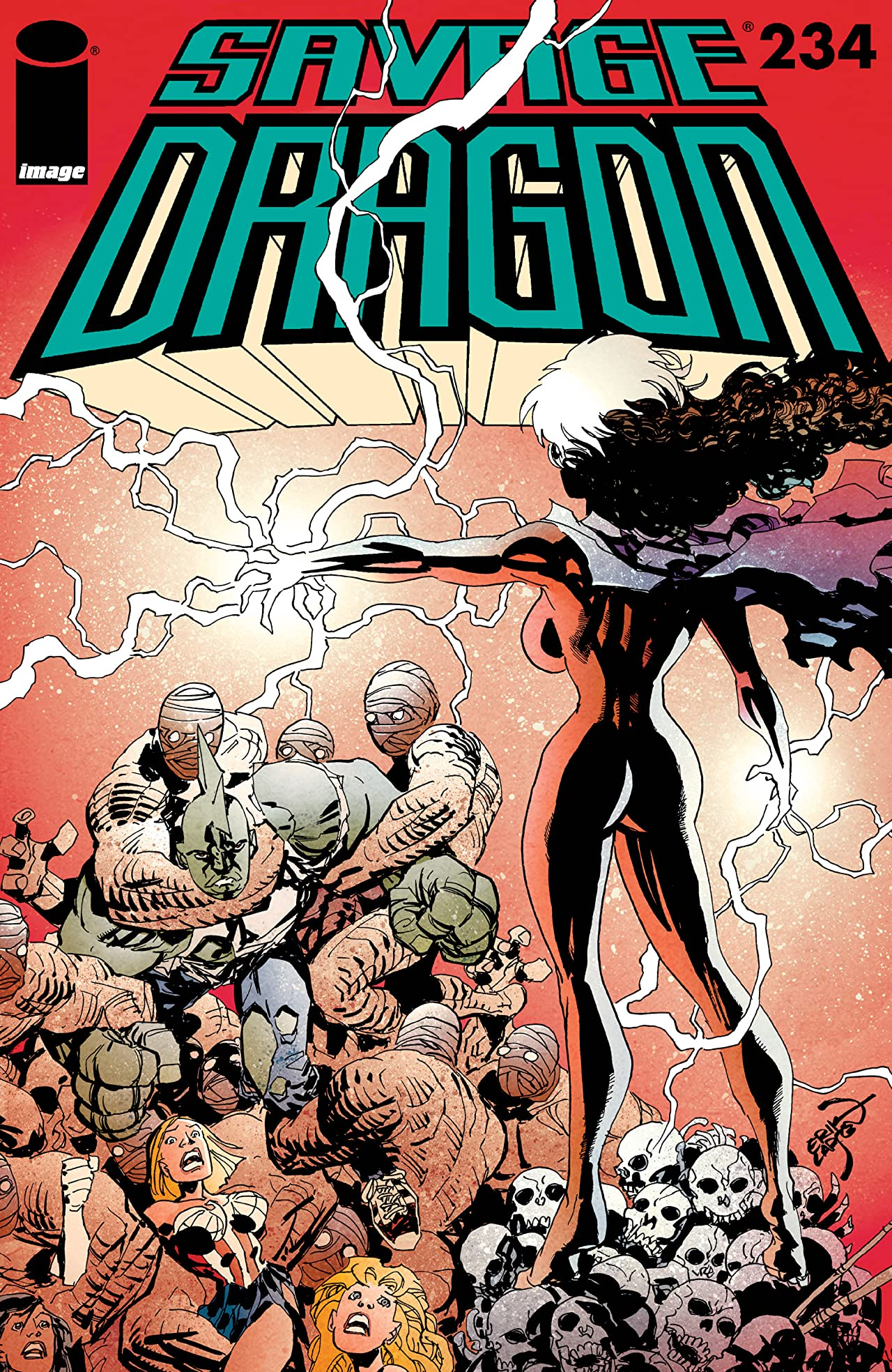 Savage Dragon No.234