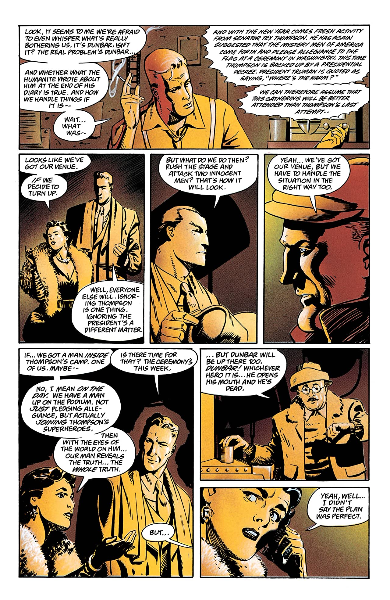 The Golden Age #4