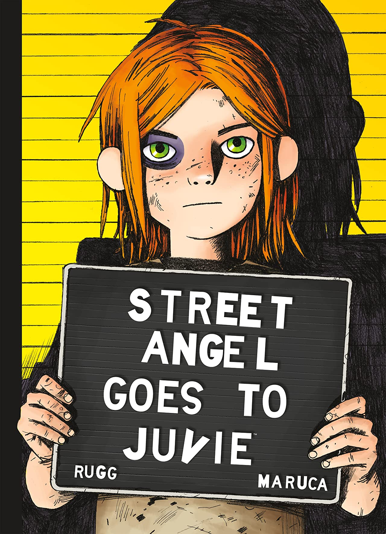 Street Angel: Goes To Juvie