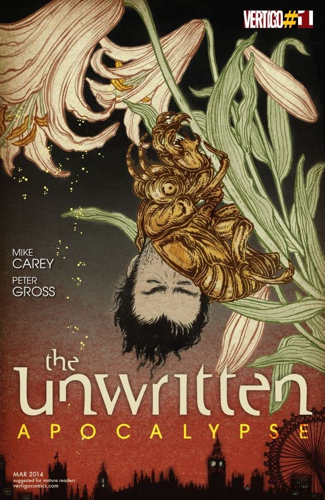 The Unwritten: Apocalypse #1