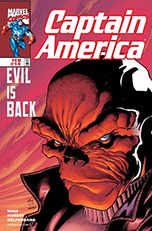 Captain America (1998-2002) No.14