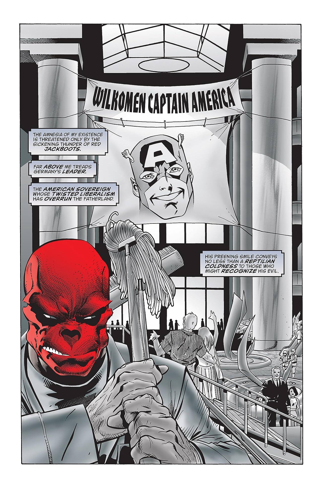 Captain America (1998-2002) #14