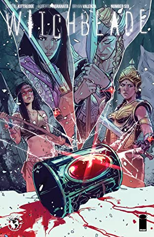 Witchblade (2017-) #6