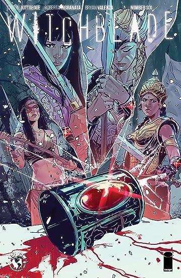 Witchblade (2017-) #6