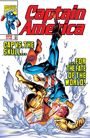 Captain America (1998-2002) No.16