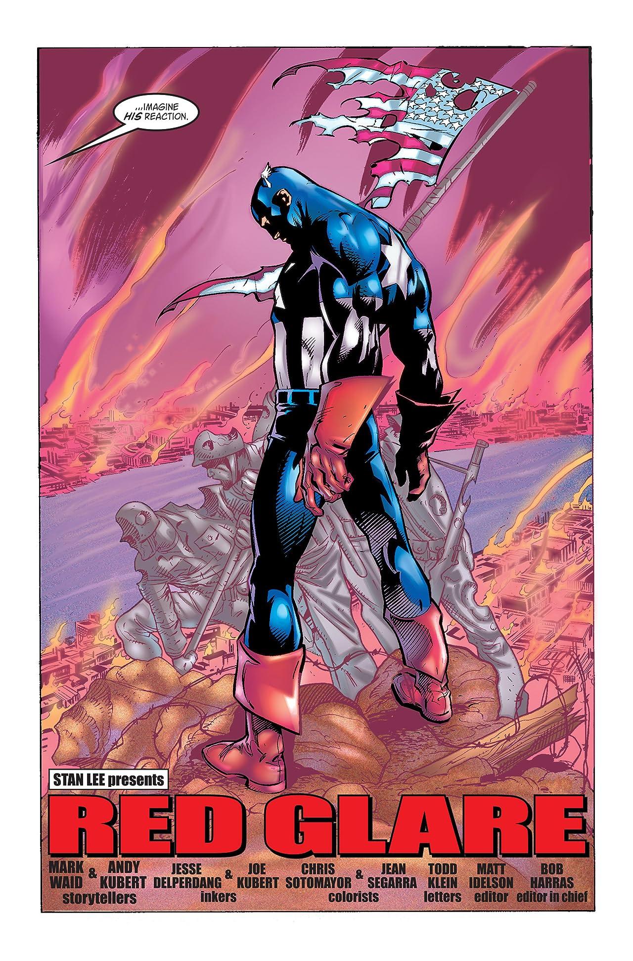 Captain America (1998-2002) #16