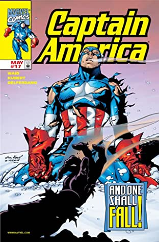 Captain America (1998-2002) No.17