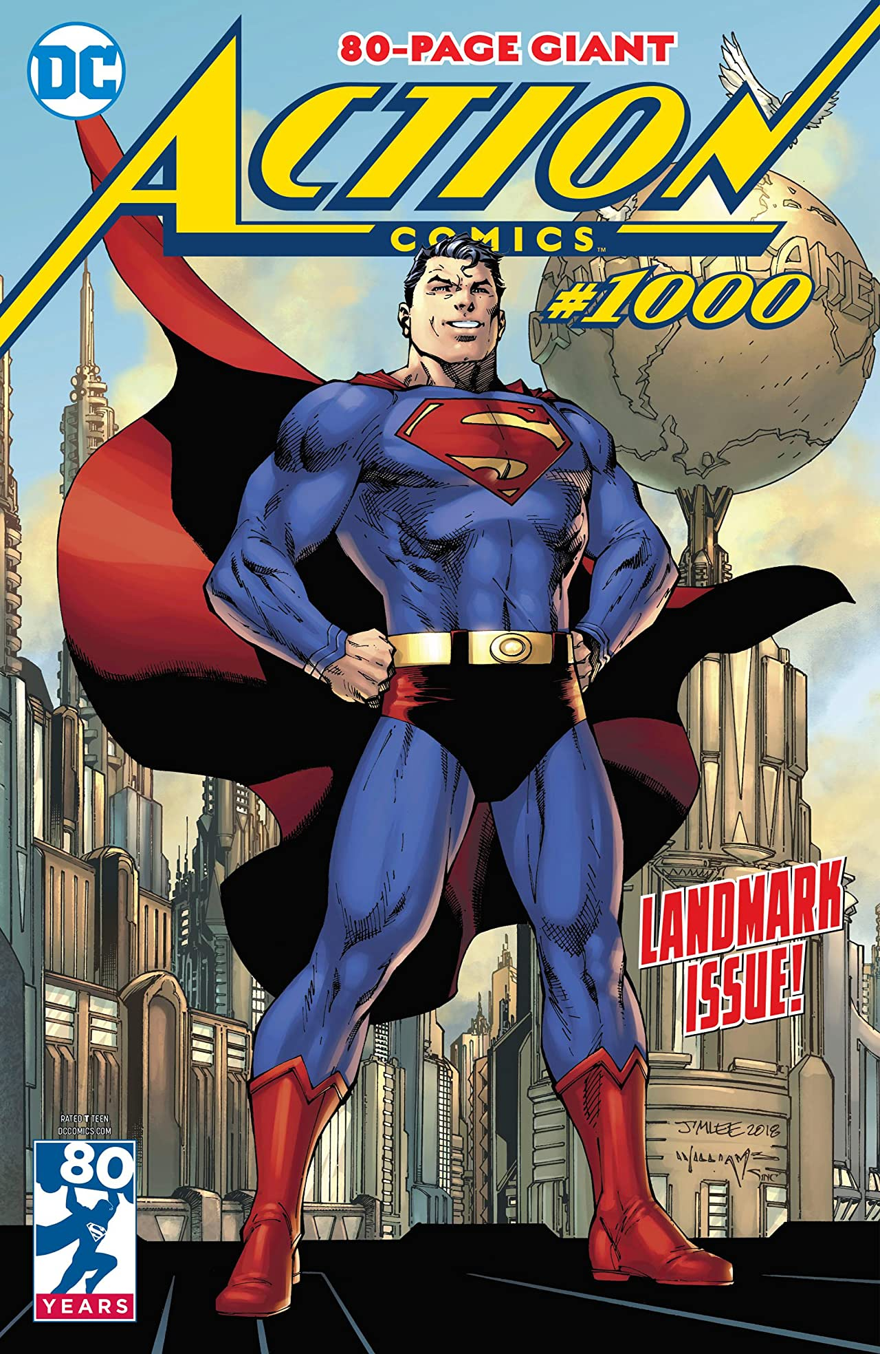 Action Comics (2016-) No.1000