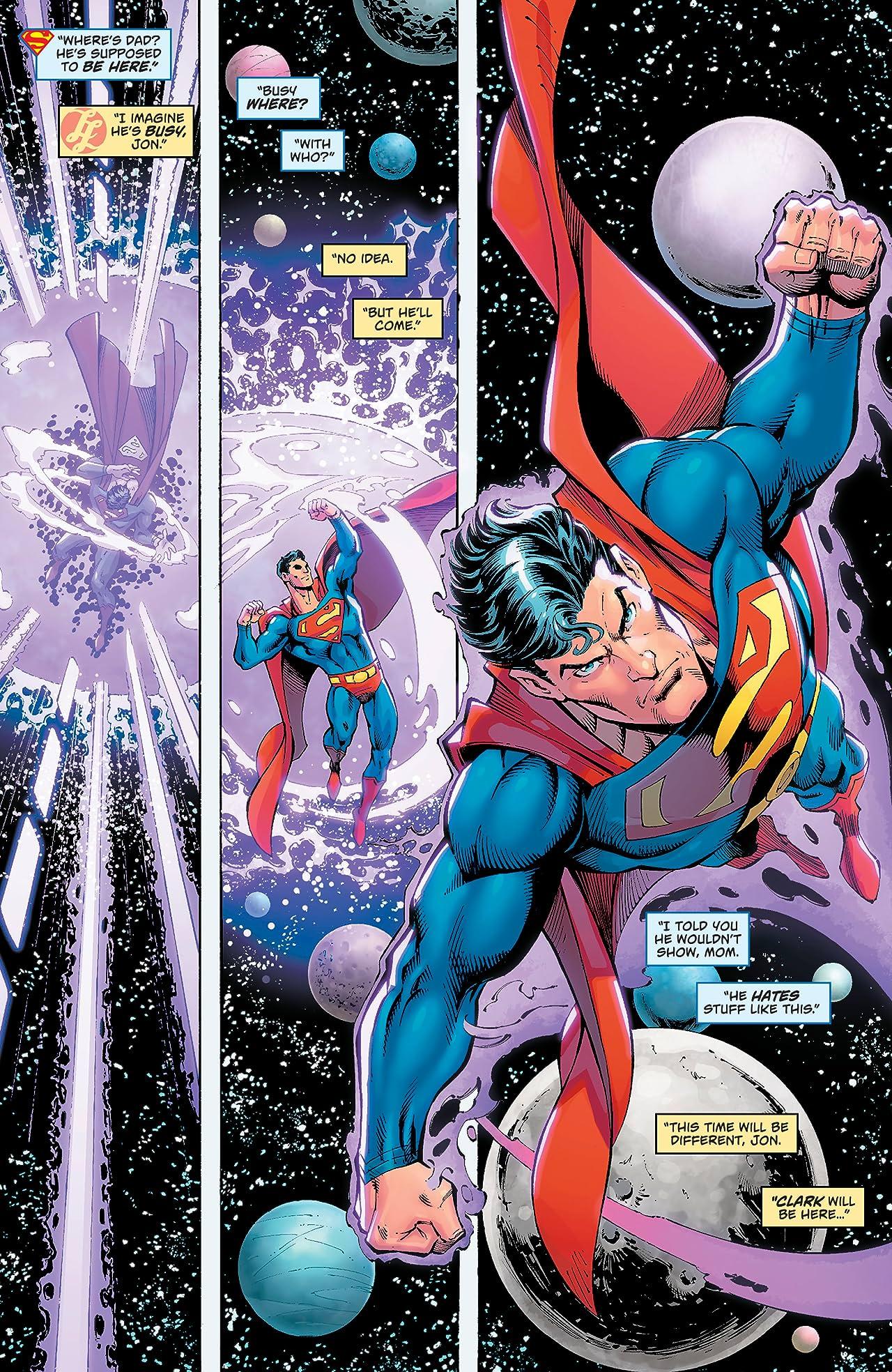 Action Comics (2016-) #1000