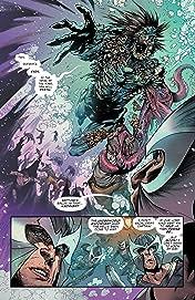 Aquaman (2016-) #35