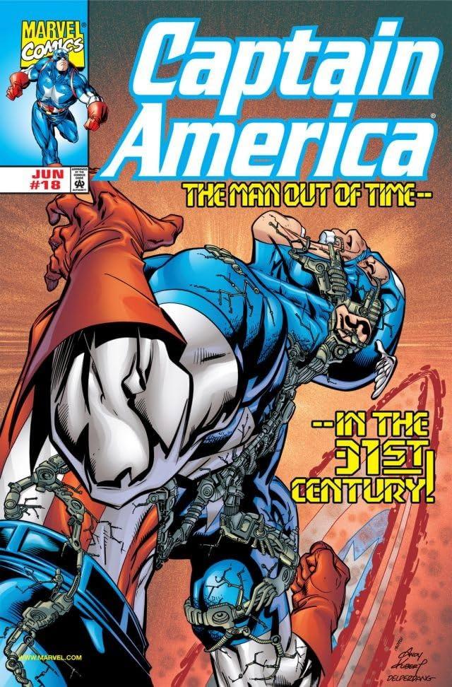 Captain America (1998-2002) #18