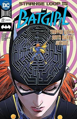 Batgirl (2016-) #22