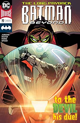 Batman Beyond (2016-) #19