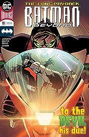 Batman Beyond (2016-) #19