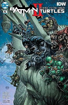Batman/Teenage Mutant Ninja Turtles II (2017-) #6