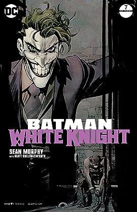 Batman: White Knight (2017-2018) No.7