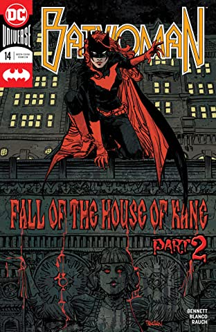 Batwoman (2017-) #14