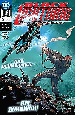 Black Lightning: Cold Dead Hands (2017-2018) #6