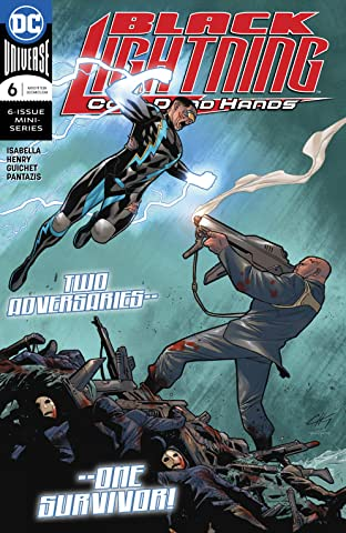 Black Lightning: Cold Dead Hands (2017-2018) #6