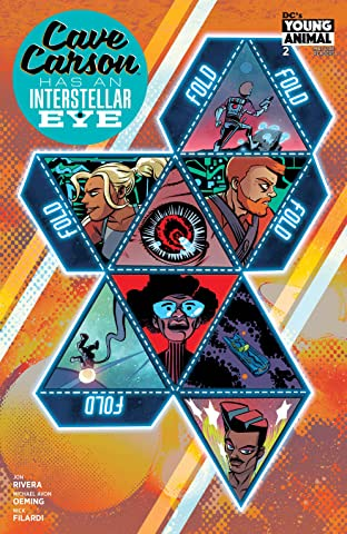 Cave Carson Has an Interstellar Eye (2018) No.2