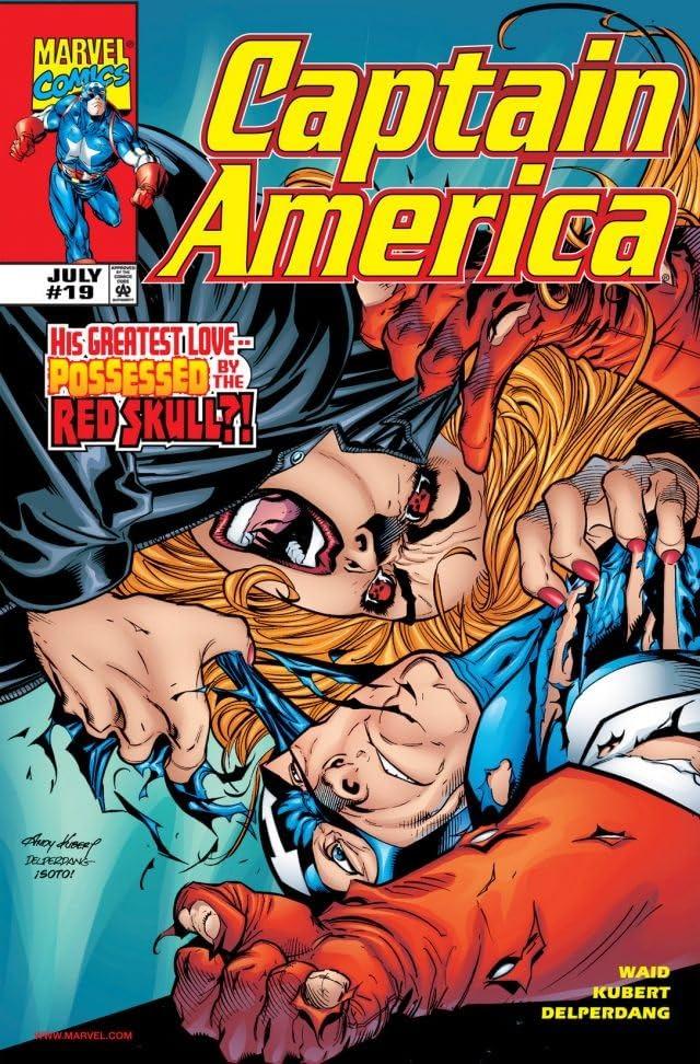 Captain America (1998-2002) #19