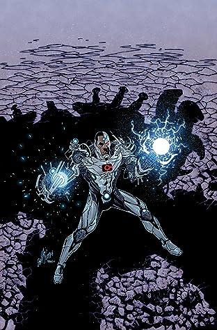 Cyborg (2016-) #21
