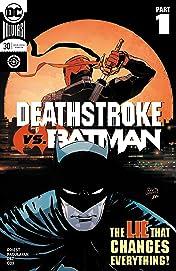 Deathstroke (2016-) #30